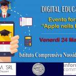 Workshop Apple nella didattica